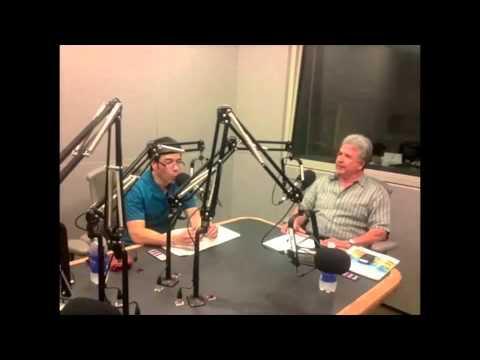 José Raul Montes: cirugía de párpados. RADIO WKAQ 580 AM [10.19.2013]