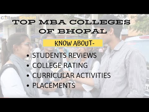 Top MBA Colleges | Top Engineering College in Bhopal