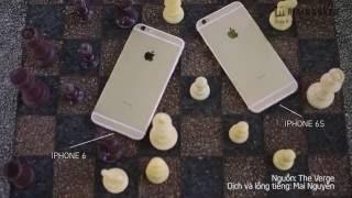 đánh giá chi tiết iphone 7 / 7 plus - www.mainguyen.vn