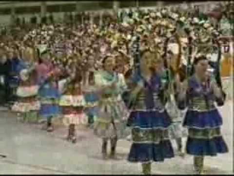 El Dance de Santa Bárbara