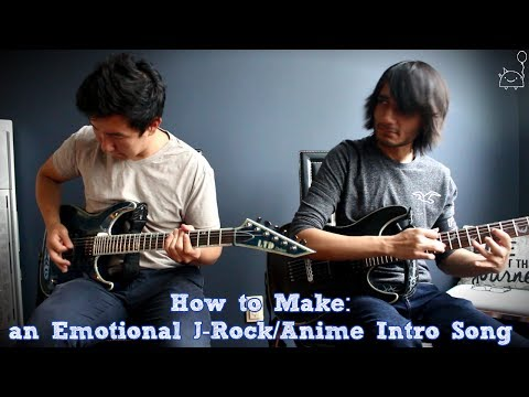 How To: Make an Emotional J-Rock/Anime Intro Song in 5 Min or Less || Shady Cicada