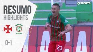 Highlights   Resumo: Belenenses 0-1 Marítimo (Liga 18/19 #22)