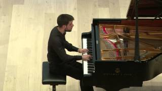 Grieg Competition 2014: Grieg - The Skuldal Bride; Op. 72 No. 15 (Viller Valbonesi)