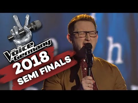 Herbert Grönemeyer - Der Weg (Samuel Rösch) | The Voice Of Germany | Halbfinale