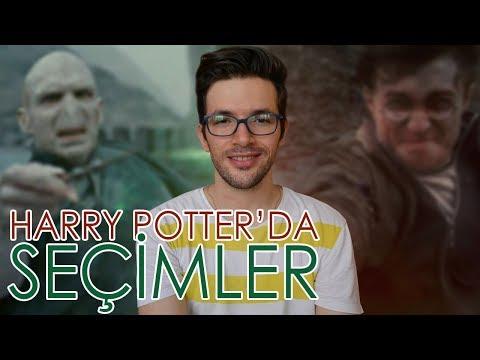 Harry Potter'da Karakterlerin Seçimleri