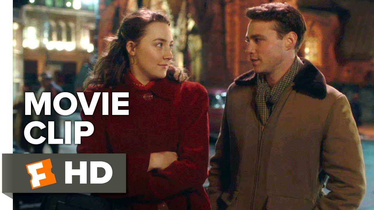 Download Brooklyn Movie CLIP - You Don't Sound Irish (2015) - Saoirse Ronan, Emory Cohen Movie HD
