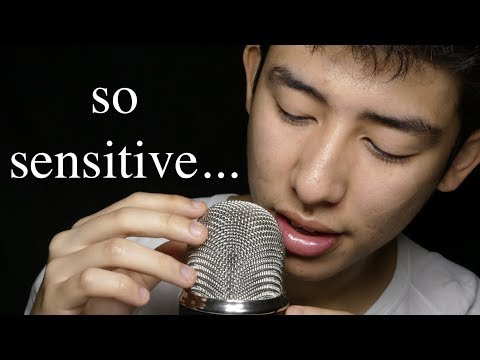 ASMR Intense Mouth Sounds