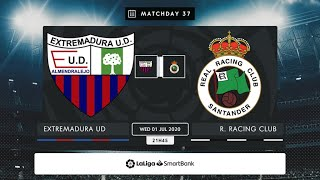 Extremadura UD R Racing Club MD37 X2145