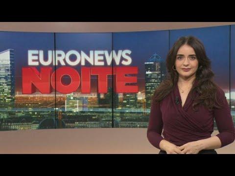 Euronews Noite | As notícias do Mundo de 12 de novembro de 2019