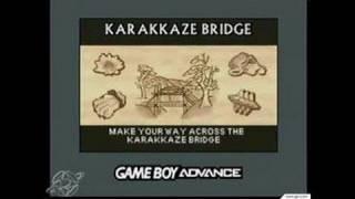 The Revenge of Shinobi Game Boy Gameplay