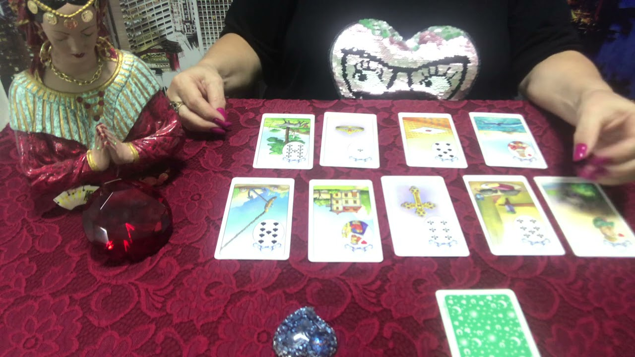 Abra seu coração, pois as cartas tem um recado para você!