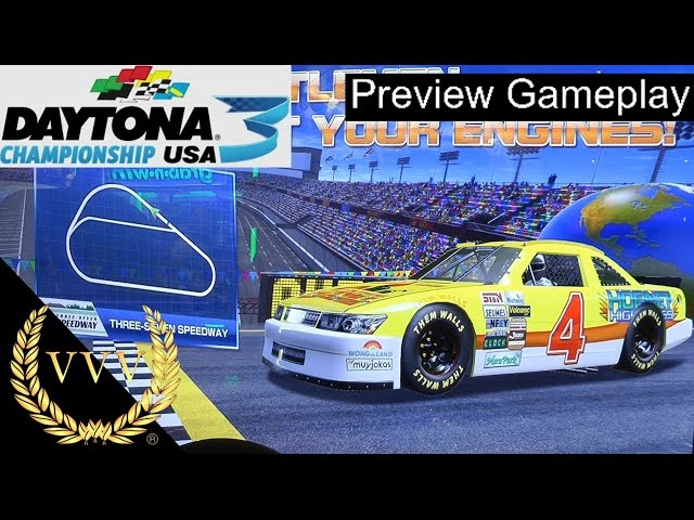 Daytona 3 Preview Gameplay and Impressions