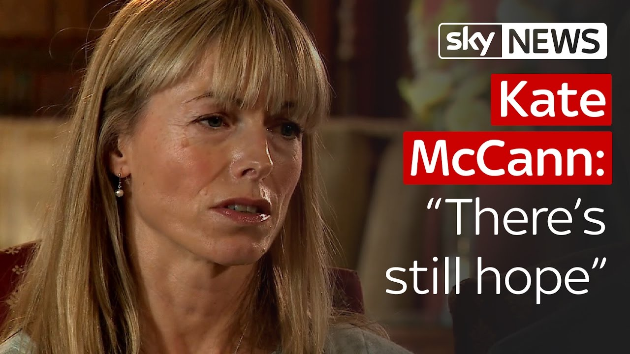 Kate Mccann News: Ten Years On: Kate And Gerry McCann In Their Own Words