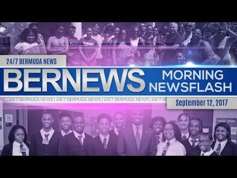 Bernews Morning Newsflash For Tuesday, September 12, 2017