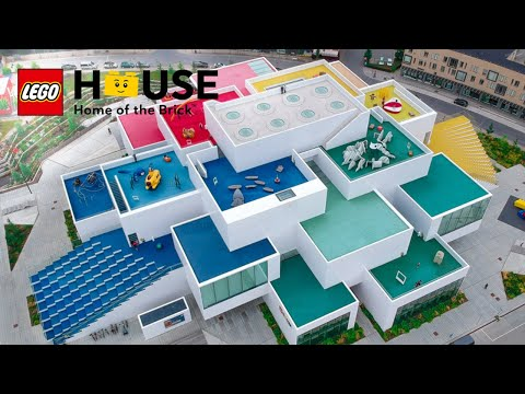 LEGO House - Home of the Brick 2018