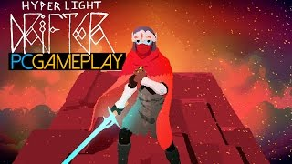 Hyper Light Drifter Gameplay (PC HD)
