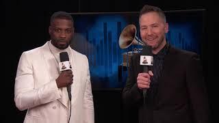 Jay Rock Interview Backstage   2019 GRAMMYs