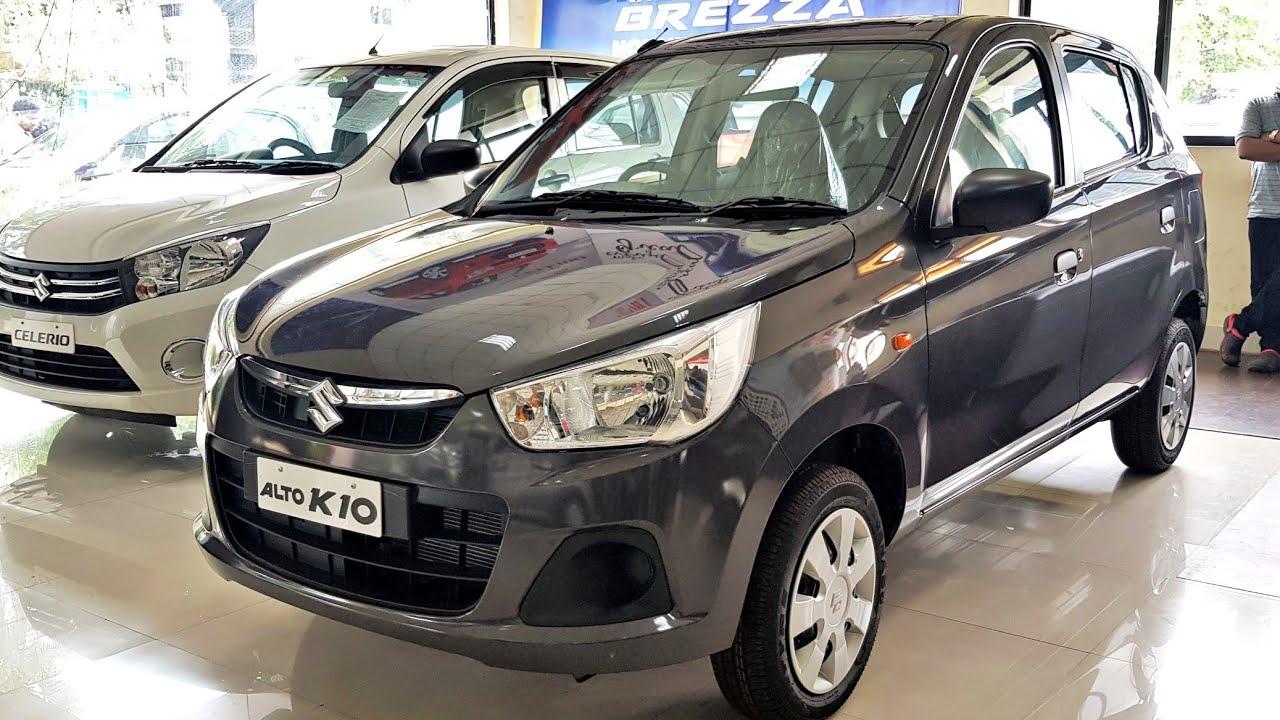 Maruti Suzuki Alto Vxi Price