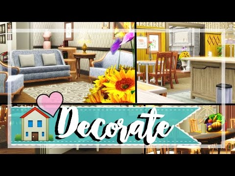 The Sims 3: House Furnishing || Magnolia Ranch (Roaring Heights LP)