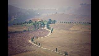 In giro tra il monte Amiata e la Val d'Orcia - Toscana - drone dji mavic pro
