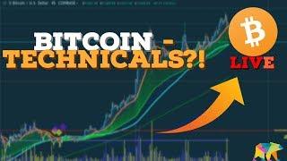 What Next Bitcoin- LIVE SUNDAY TRADING! ( ARCANE BEAR)