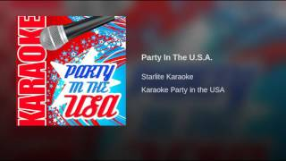 Party In The U S A