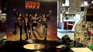 Kiss Detroit Rock City  Vinyl recording