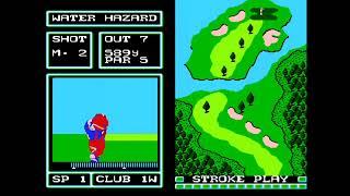 ディスクシステム版 ゴルフJAPANコース【GOLF JAPAN COURSE】