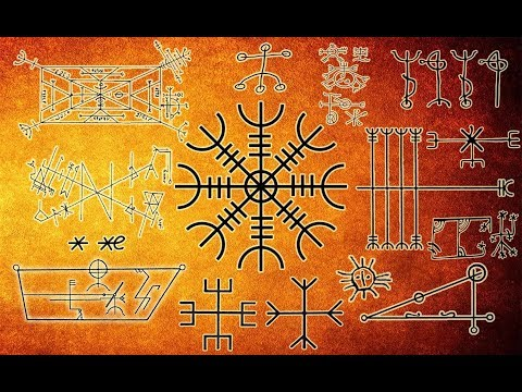 Icelandic Magical Staves #1