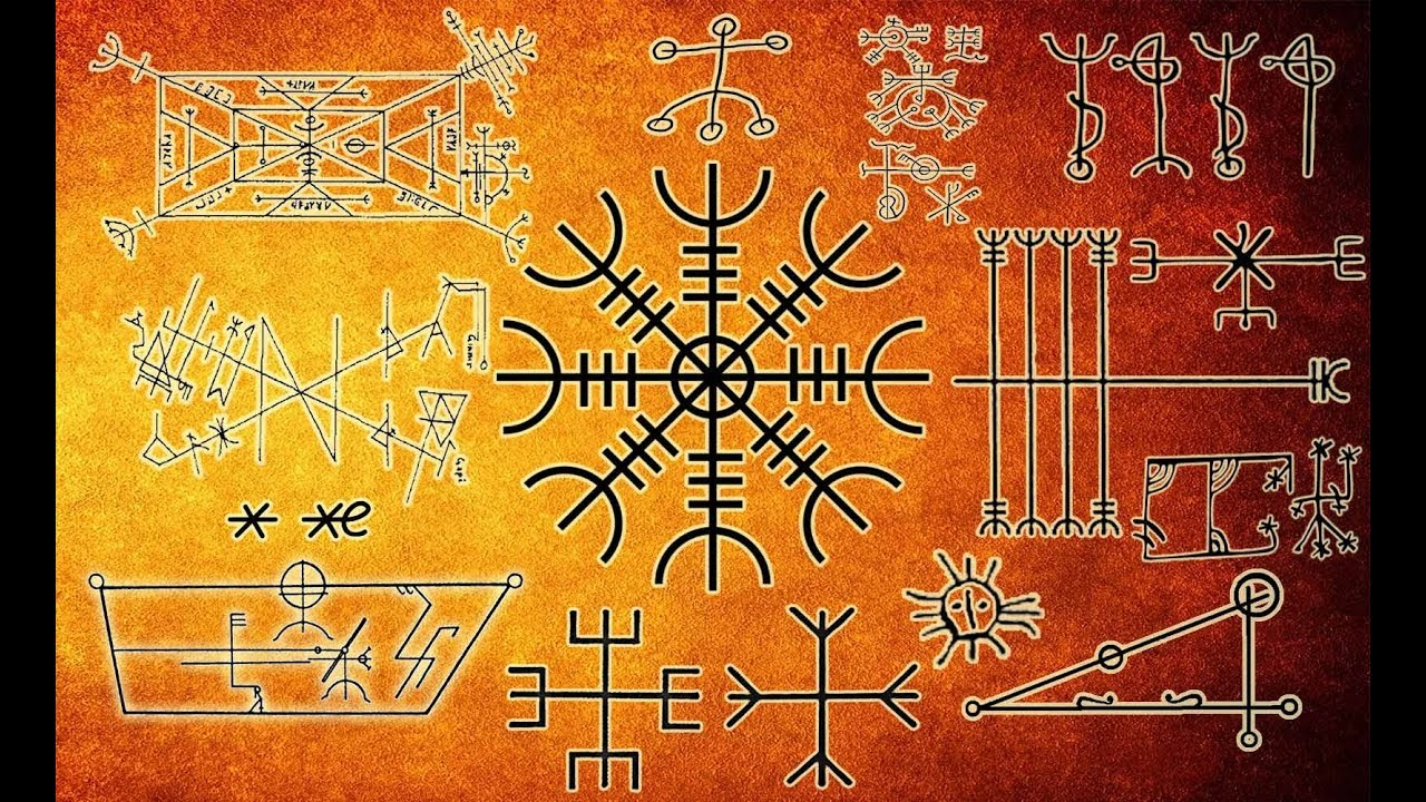 Icelandic Magical Staves 1 Youtube