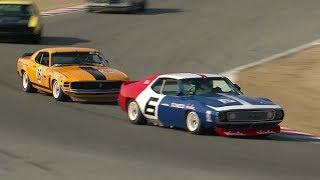2018 Rolex Monterey Motorsport Reunion — Trans Am