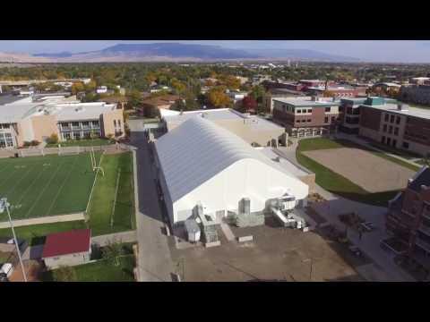 Norseman Structures | Colorado Mesa University (CMU) Multi-Purpose Sports Facility