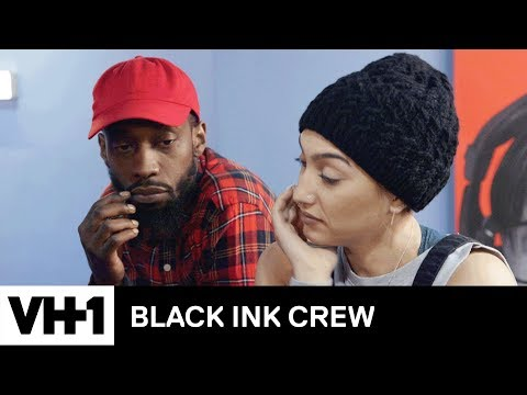 The Crew Finds Out That Donna May Be In Trouble 'Sneak Peek' | Black Ink Crew