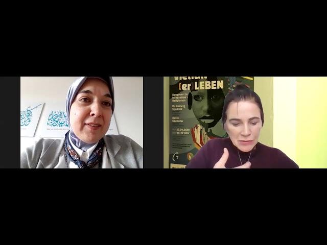 Interview mit Gönül Yerli zur Corona Krise, von PD Dr  Karin Schnebel