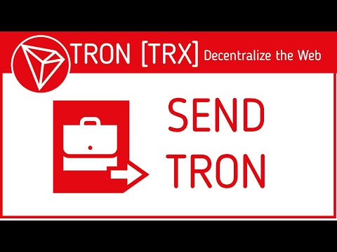 how-to-send-tron-from-tronlink-google-chrome-wallet