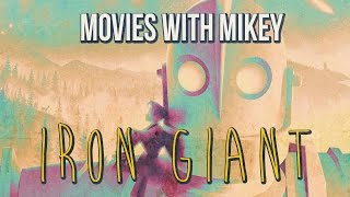 The Iron Giant (1999) - Movies with Mikey