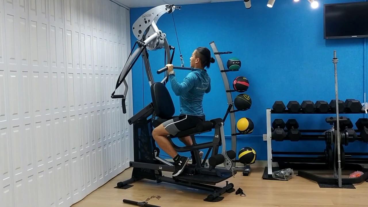 Download Inspire BL1 BodyLift |12種健身動作示範 |12 Exercises Demo