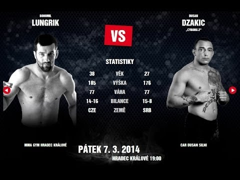 MMAA ARENA 3 - Fight Bohumil Lungrik vs. Dusan Dzakic
