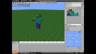 Обучение Mine-imator (1 серия)