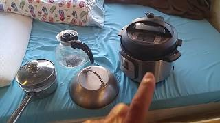 RV / CAMPING / HOME...simple ways to cook/warm stuff...