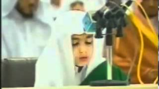 Heart Touching beautiful and Amazing Quran Recitation by Child.flv
