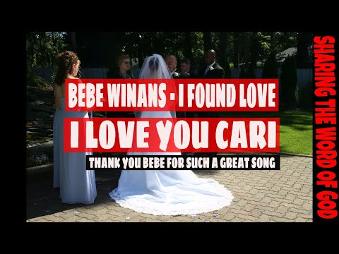 BeBe Winans I found love/I love you Cari
