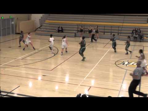 College of Marin Women's Basketball Versus Laney College 2.3.16