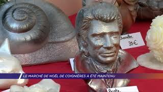 Yvelines | Le marché de noël de Coignières a été maintenu