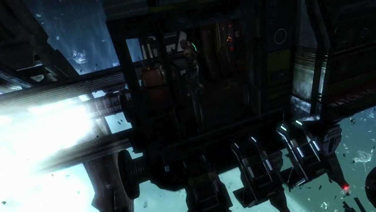 Dead Space 3 Story Gameplay Trailer