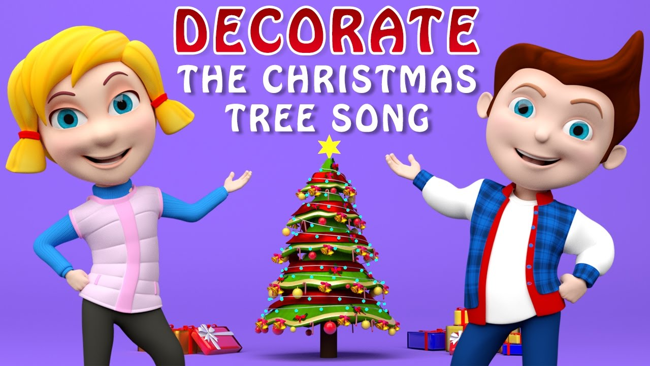 Decorate The Christmas Tree Full Christmas Songs For Kids 2016 Christmas Special Woohoo Rhymes Youtube