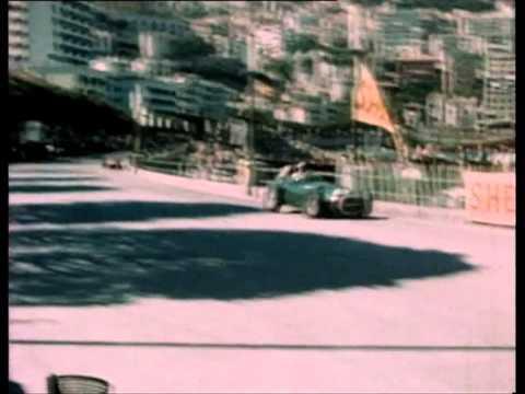 Monaco Grand Prix 1958