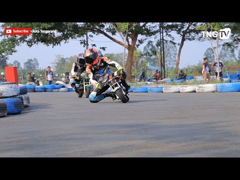 Komunitas Benteng Racing Team Kota Tangerang [Tangerang TV]