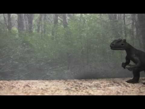 Allosaurus vs Jurassic