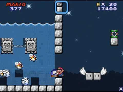 Descargar Super Mario Flash 2